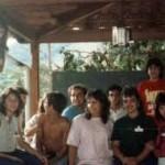 1º Encontro de Jovens Santa Maria 1989