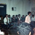 Abril 1991 1º Encontro Santo Antônio Jacinto a