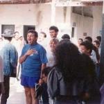 Abril 1991 1º Encontro Santo Antônio Jacinto e