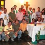 Com Dom Odilon - Belo Horizonte Setembro 2007