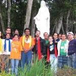 Com o GIM na visita do Papa - São Paulo Maio 2007