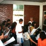 Março 1993 1º Encontro Almenara