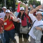 Visita do Papa - Sao Paulo Maio 2007